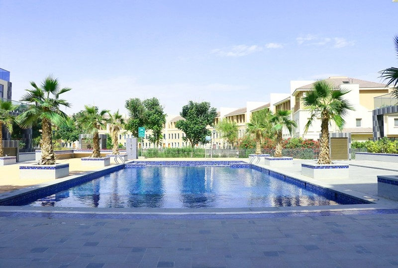 1 Bedroom Apartment For Sale in  Oia Residence,  Motor City | 14