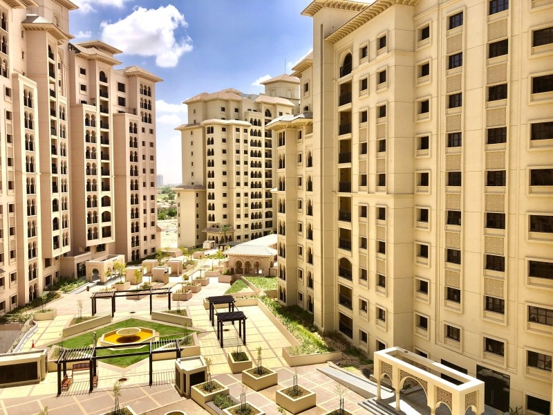 2 Bedroom Apartment For Sale in  Al Andalus,  Jumeirah Golf Estates | 11