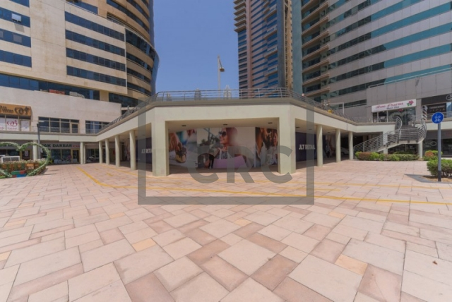 4,138 sq.ft. Retail in Jumeirah Lake Towers, One Lake Plaza for AED 5,172,062