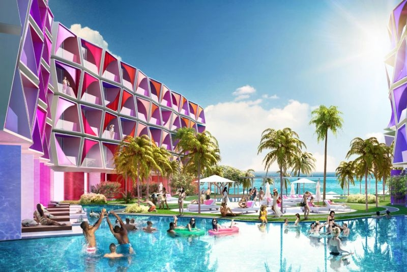 Studio Hotel Apartment For Sale in  The Heart of Europe,  The World Islands | 0