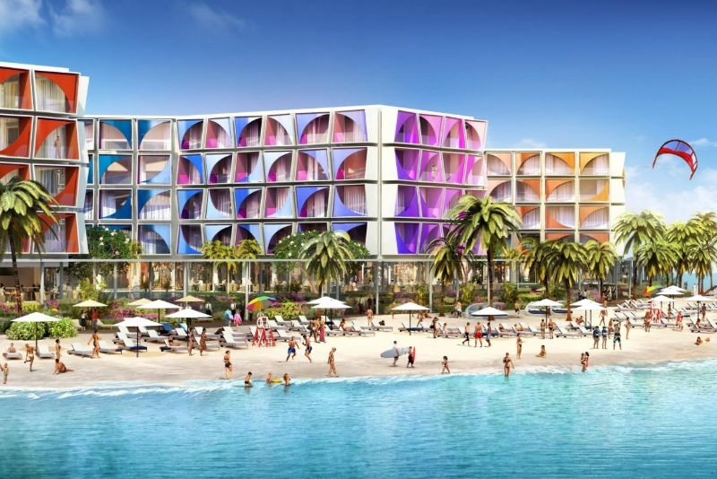 Studio Hotel Apartment For Sale in  The Heart of Europe,  The World Islands | 8