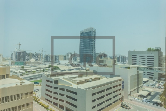 semi-furnished office for rent in sheikh zayed road, al moosa tower ii   16