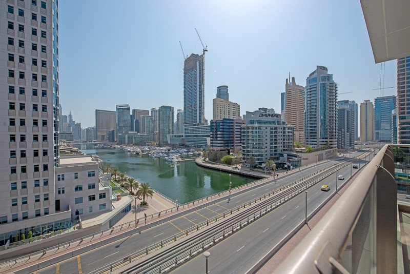 1 Bedroom Apartment For Sale in  Sparkle Tower 1,  Dubai Marina | 0