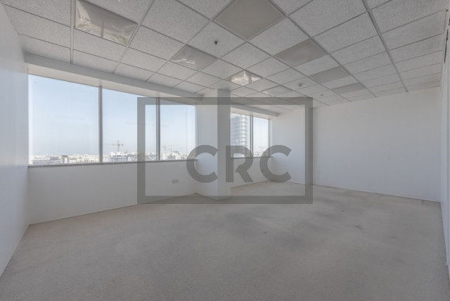semi-furnished office for rent in sheikh zayed road, al moosa tower i   5