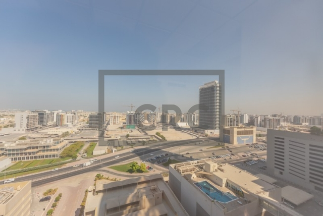 semi-furnished office for rent in sheikh zayed road, al moosa tower i   8