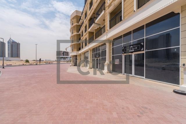 1,137 sq.ft. Retail in Arjan, Resortz By Danube for AED 1,706,130