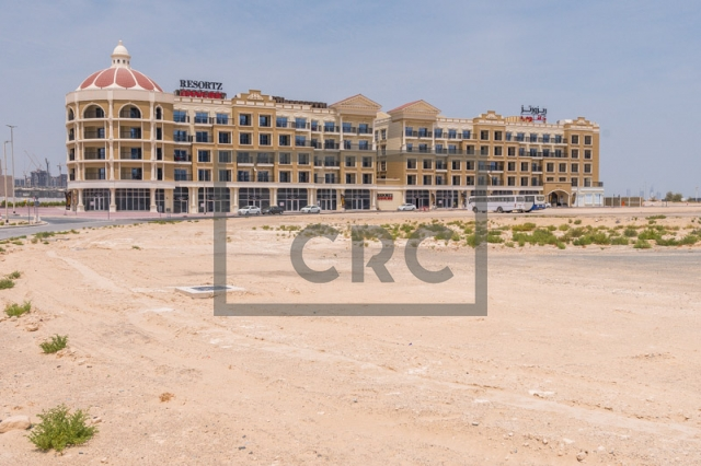868 sq.ft. Retail in Arjan, Resortz By Danube for AED 1,302,165