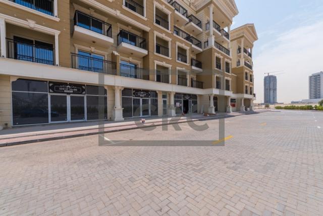 retail for sale in arjan, resortz by danube | 2