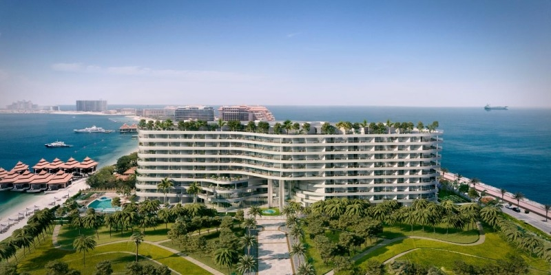 1 Bedroom Apartment For Rent in  MINA by Azizi,  Palm Jumeirah | 11