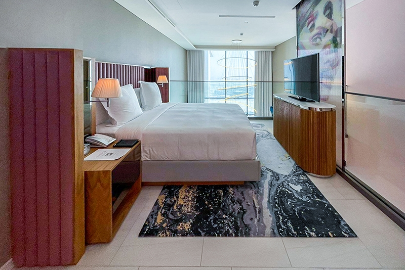 1 Bedroom Hotel Apartment For Rent in  SLS Dubai Hotel & Residences,  Business Bay | 2