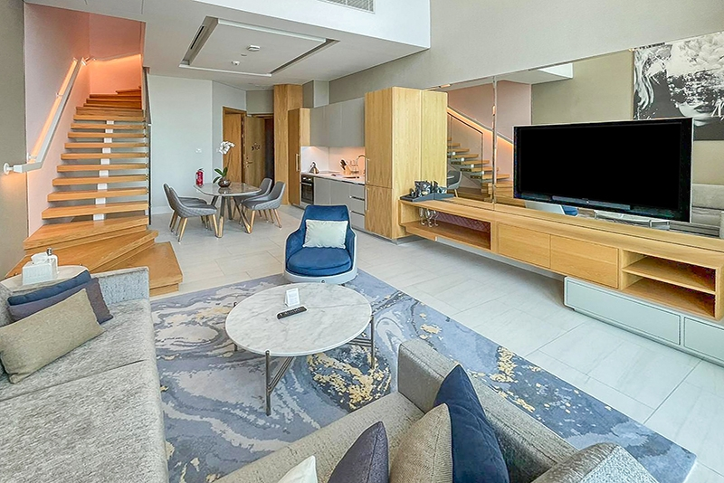 1 Bedroom Hotel Apartment For Rent in  SLS Dubai Hotel & Residences,  Business Bay | 1