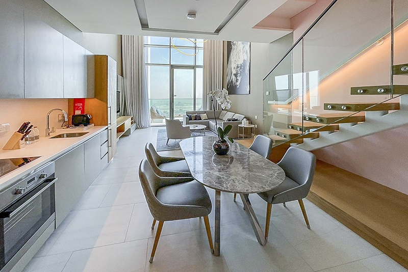 1 Bedroom Hotel Apartment For Rent in  SLS Dubai Hotel & Residences,  Business Bay | 0