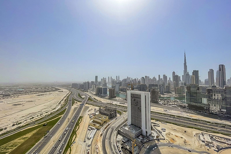 1 Bedroom Hotel Apartment For Rent in  SLS Dubai Hotel & Residences,  Business Bay | 9
