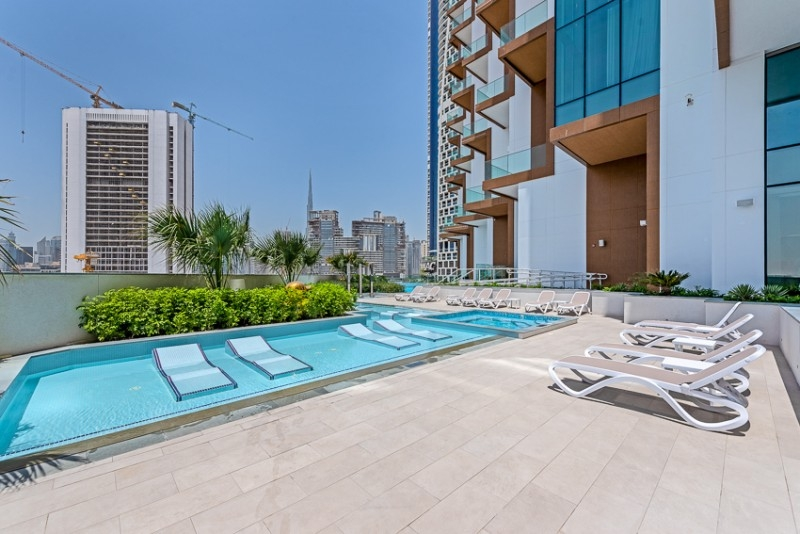 1 Bedroom Hotel Apartment For Rent in  SLS Dubai Hotel & Residences,  Business Bay | 11