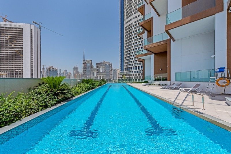 1 Bedroom Hotel Apartment For Rent in  SLS Dubai Hotel & Residences,  Business Bay | 14