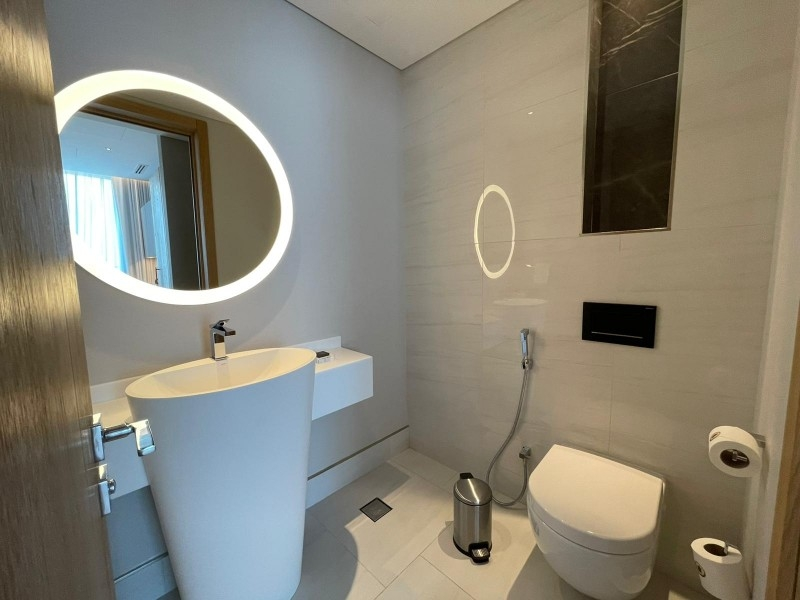 2 Bedroom Hotel Apartment For Rent in  SLS Dubai Hotel & Residences,  Business Bay | 4