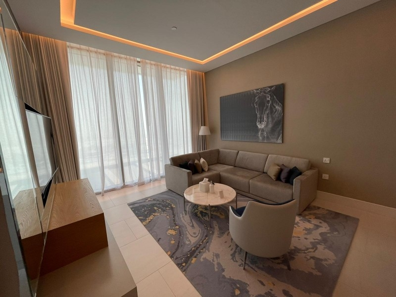 2 Bedroom Hotel Apartment For Rent in  SLS Dubai Hotel & Residences,  Business Bay | 13