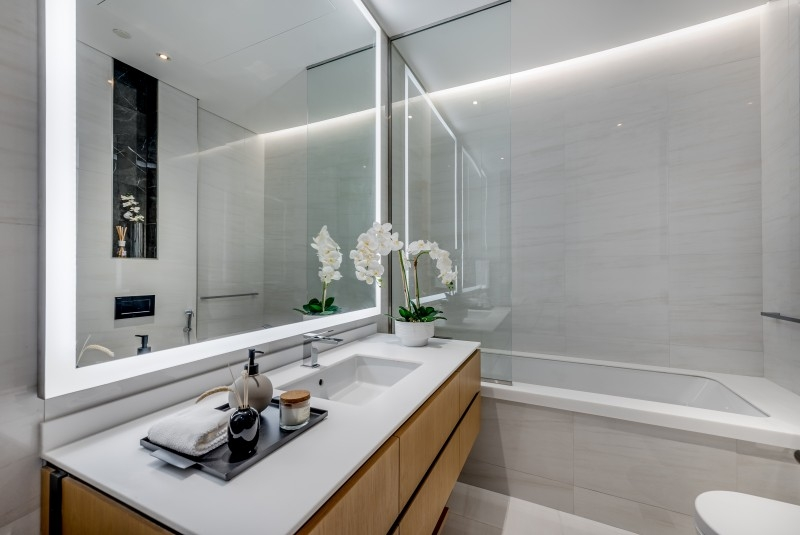 2 Bedroom Hotel Apartment For Rent in  SLS Dubai Hotel & Residences,  Business Bay | 10