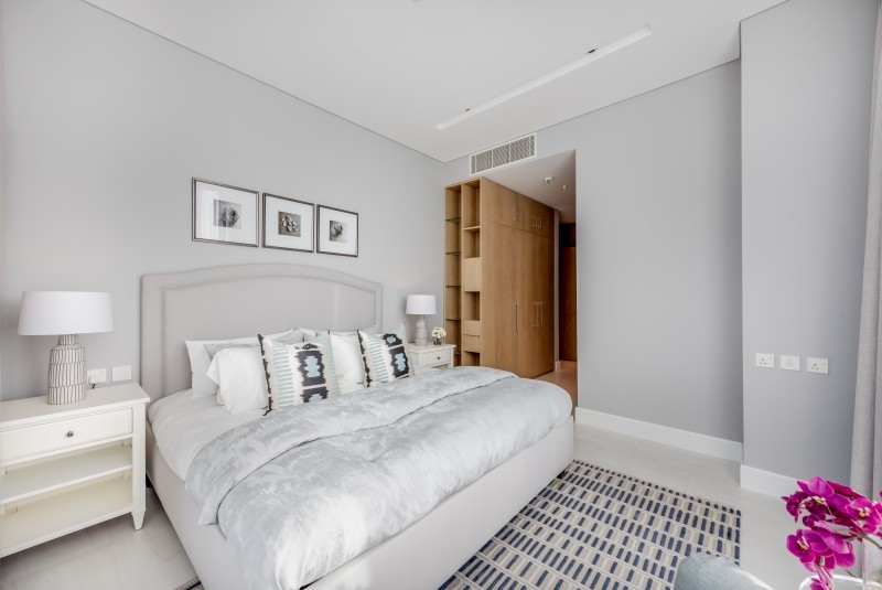 2 Bedroom Hotel Apartment For Rent in  SLS Dubai Hotel & Residences,  Business Bay | 9