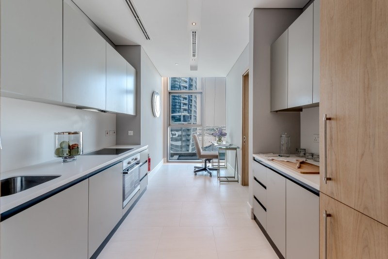 2 Bedroom Hotel Apartment For Rent in  SLS Dubai Hotel & Residences,  Business Bay | 3