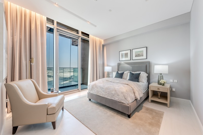 2 Bedroom Hotel Apartment For Rent in  SLS Dubai Hotel & Residences,  Business Bay | 5