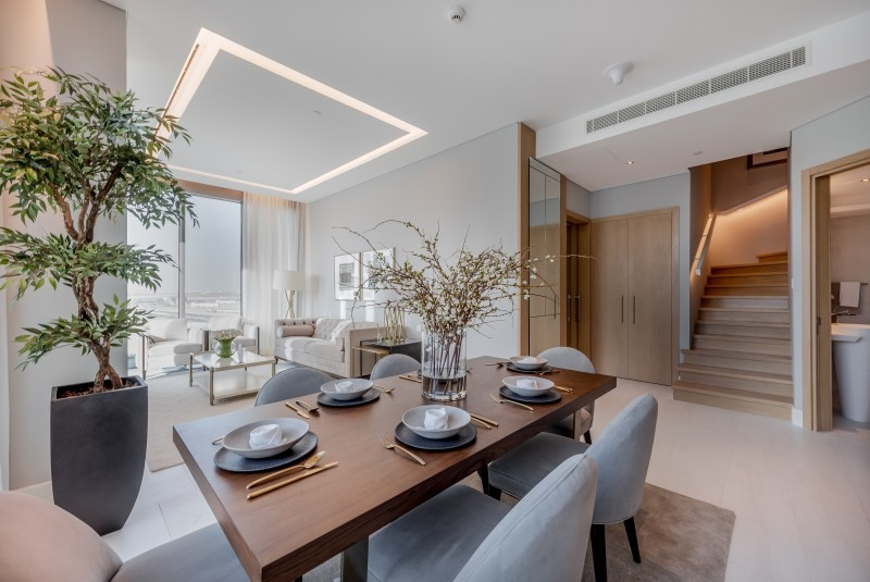 2 Bedroom Hotel Apartment For Rent in  SLS Dubai Hotel & Residences,  Business Bay | 1
