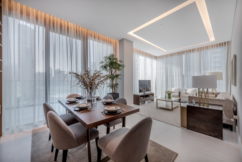 2 Bedroom Hotel Apartment For Rent in  SLS Dubai Hotel & Residences,  Business Bay | 0