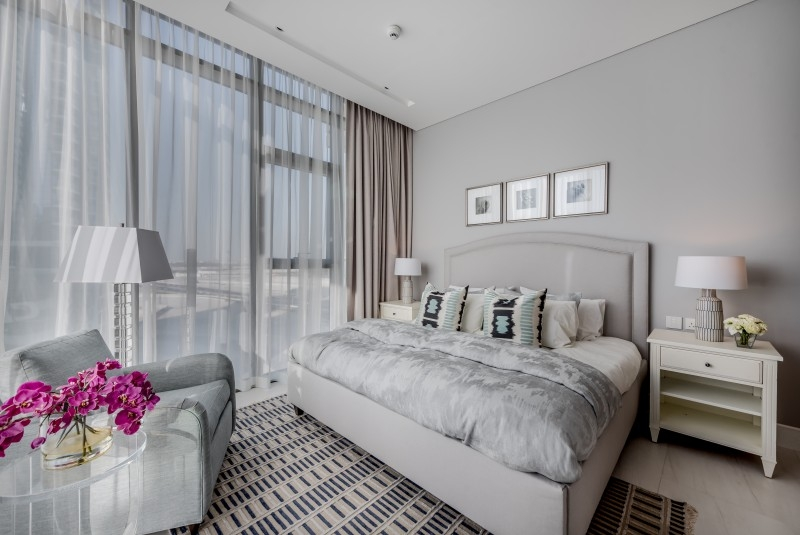 2 Bedroom Hotel Apartment For Rent in  SLS Dubai Hotel & Residences,  Business Bay | 15