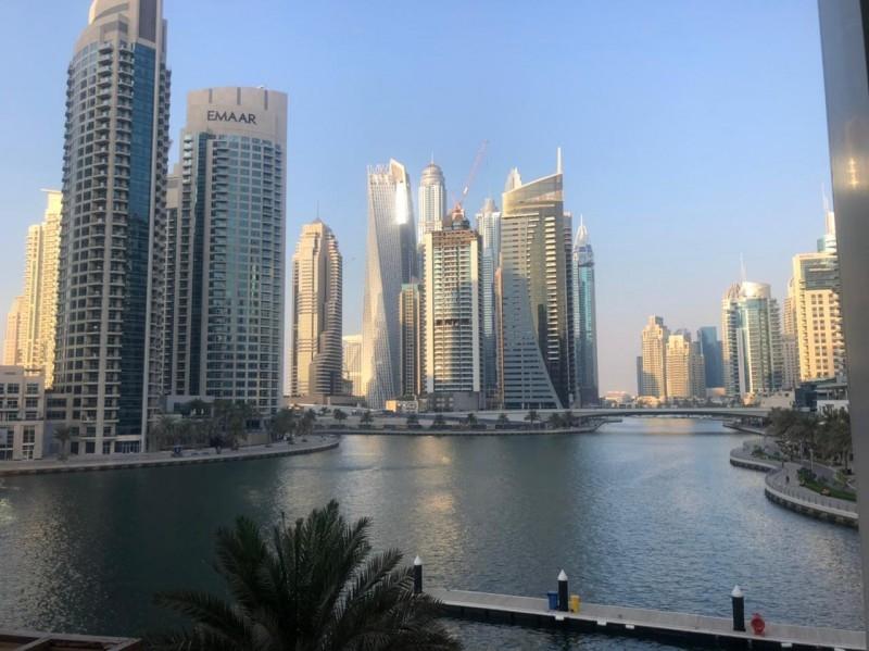 2 Bedroom Apartment For Rent in  Marina View Tower B,  Dubai Marina   0