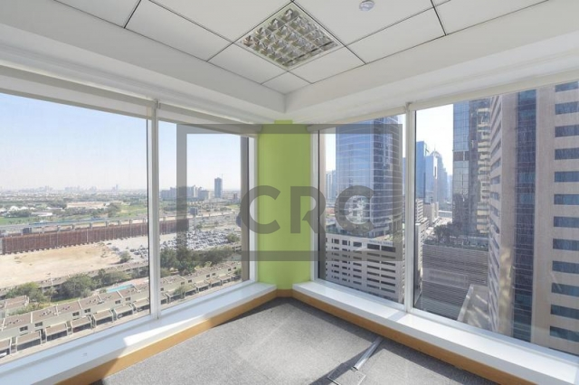 6,482 sq.ft. Office in Barsha Heights (Tecom), Al Thuraya Tower 1 for AED 907,480