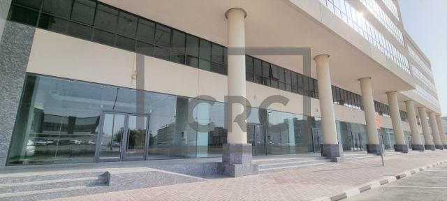 retail for rent in al garhoud, garhoud views   4