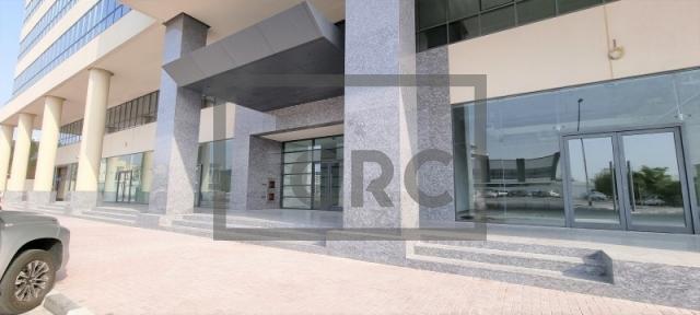 retail for rent in al garhoud, garhoud views   13