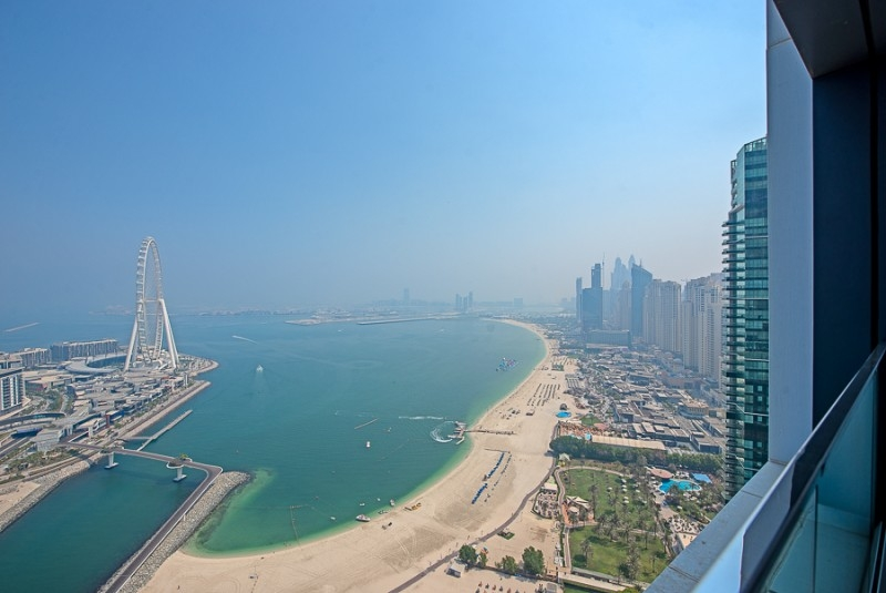 2 Bedroom Apartment For Rent in  The Address Residences Jumeirah Resort And Spa,  Jumeirah Beach Residence | 1