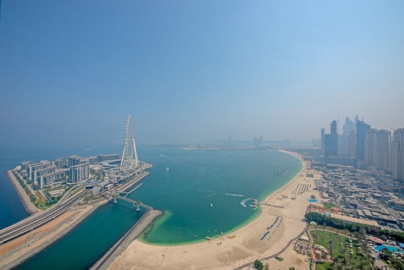 2 Bedroom Apartment For Rent in  The Address Residences Jumeirah Resort And Spa,  Jumeirah Beach Residence | 2