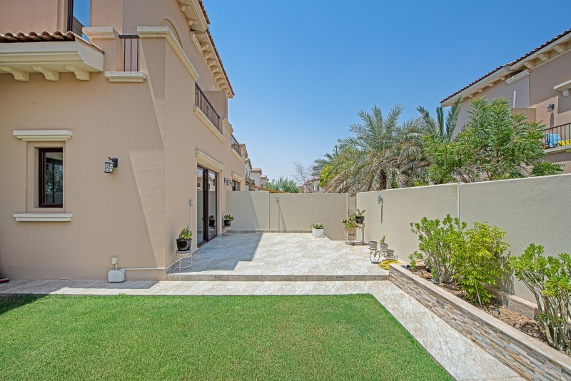 3 Bedroom Townhouse For Rent in  Mira 2,  Reem   1