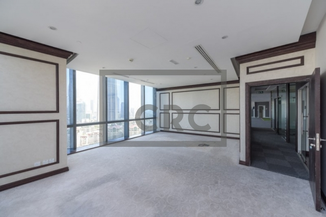 3,374 sq.ft. Office in Downtown Dubai, Boulevard Plaza 1 for AED 10,000,000