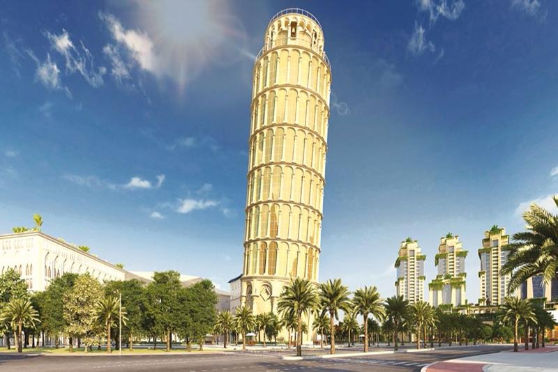 Studio Hotel Apartment For Sale in  SAAM Vega,  Falcon City of Wonders | 10