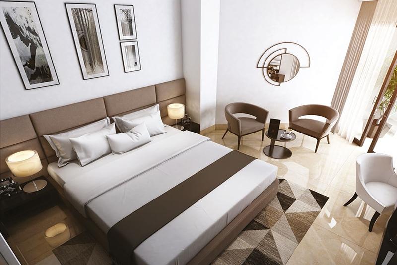 Studio Hotel Apartment For Sale in  SAAM Vega,  Falcon City of Wonders | 5