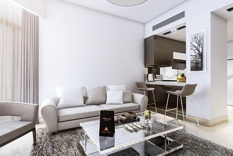 Studio Hotel Apartment For Sale in  SAAM Vega,  Falcon City of Wonders | 1