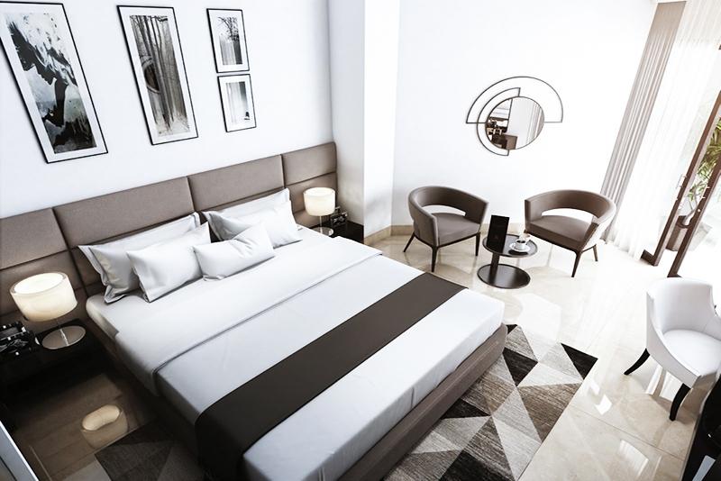 Studio Hotel Apartment For Sale in  SAAM Vega,  Falcon City of Wonders | 7