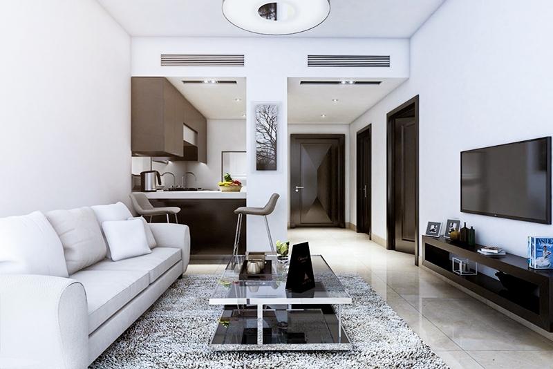 Studio Hotel Apartment For Sale in  SAAM Vega,  Falcon City of Wonders | 4
