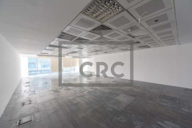 1,226 sq.ft. Office in Deira, Port Saeed for AED 91,950