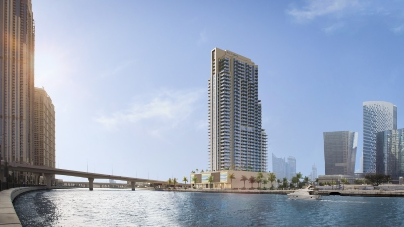 1 Bedroom Apartment For Sale in  Urban Oasis,  Business Bay | 7