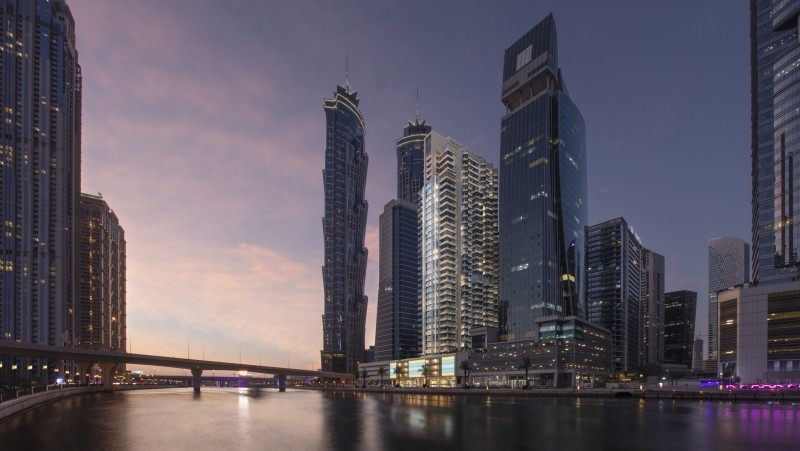 1 Bedroom Apartment For Sale in  Urban Oasis,  Business Bay | 8