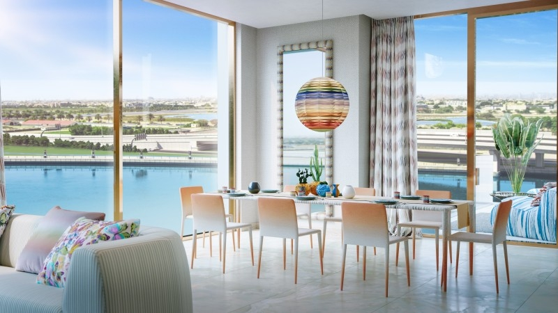 1 Bedroom Apartment For Sale in  Urban Oasis,  Business Bay | 2