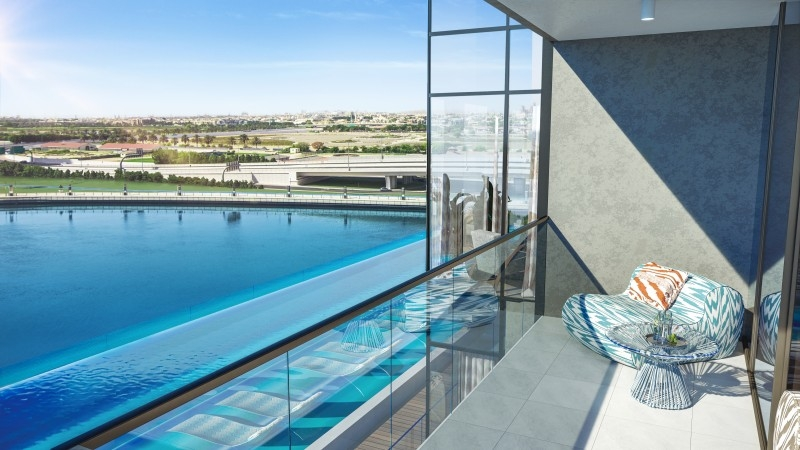 1 Bedroom Apartment For Sale in  Urban Oasis,  Business Bay | 1