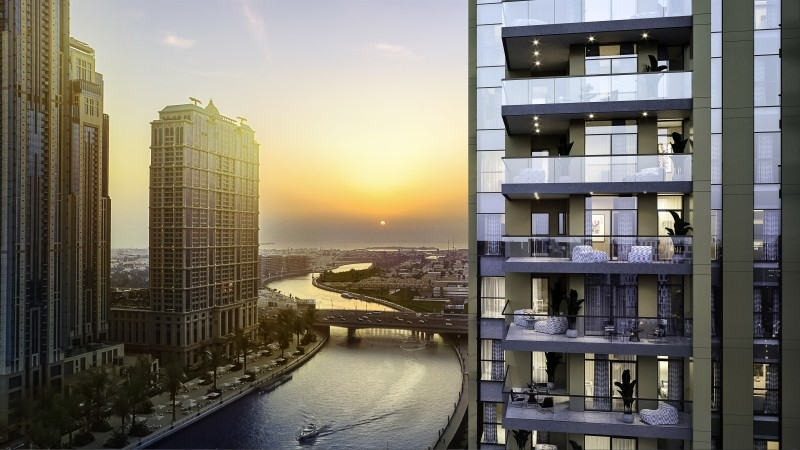 1 Bedroom Apartment For Sale in  Urban Oasis,  Business Bay | 6