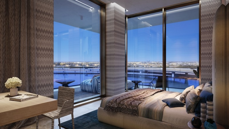 1 Bedroom Apartment For Sale in  Urban Oasis,  Business Bay | 3