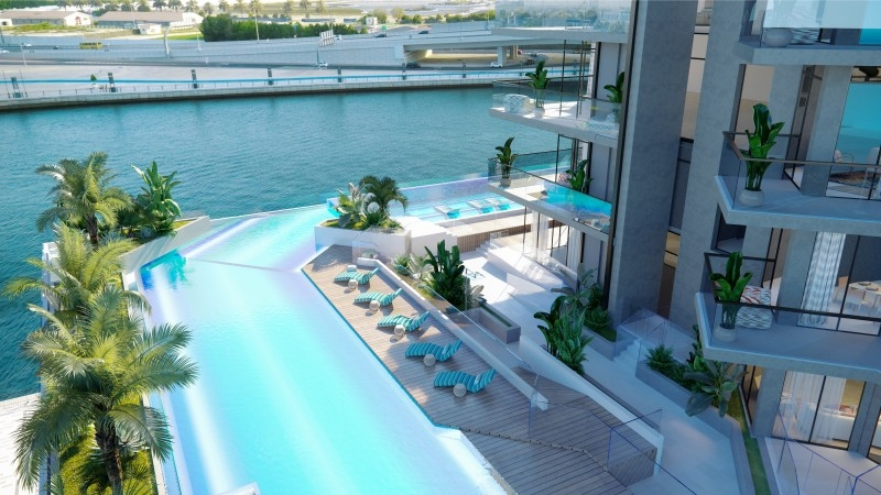 1 Bedroom Apartment For Sale in  Urban Oasis,  Business Bay | 0