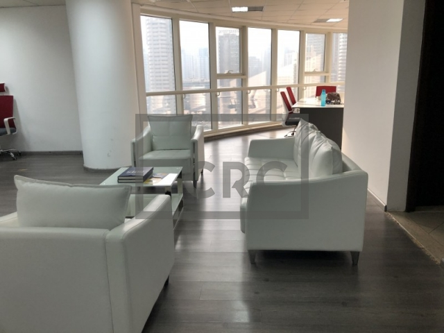 furnished office for sale in jumeirah lake towers, goldcrest executive   3